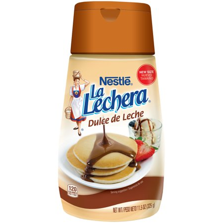 (3 Pack) LA LECHERA Dulce de Leche 11.5 oz Bottle