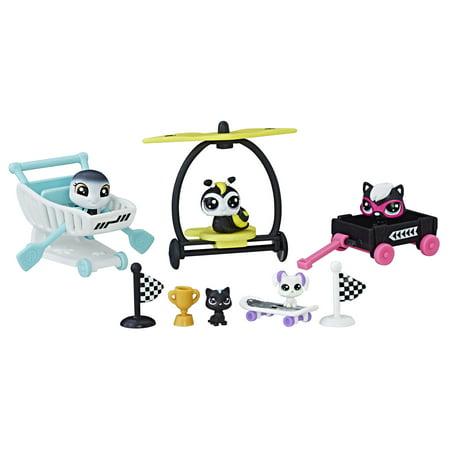 Littlest Pet Shop Rowdy Racers