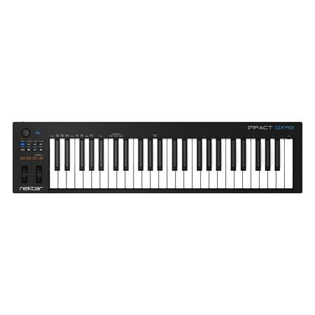 Nektar Impact GX49 MIDI Controller (49 Keys) (Biene Nektar)