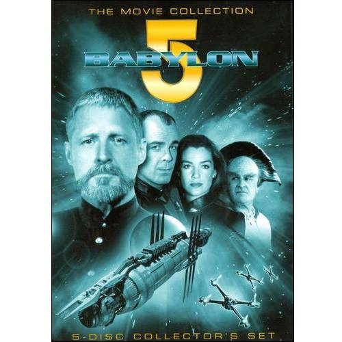 Babylon 5: The Movie Collection by WARNER HOME ENTERTAINMENT