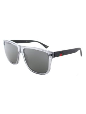 fbb04e89bbbbf Product Image Gucci GG0010S 004 Unisex Rectangle Sunglasses