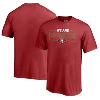 e08a26296 Product Image San Francisco 49ers NFL Pro Line by Fanatics Branded Youth We  Are Icon T-Shirt