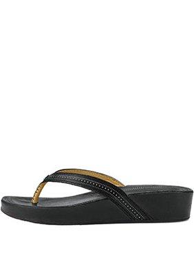 4f717133af88d0 Product Image Olukai Women s Ola Sandals - Black   Black