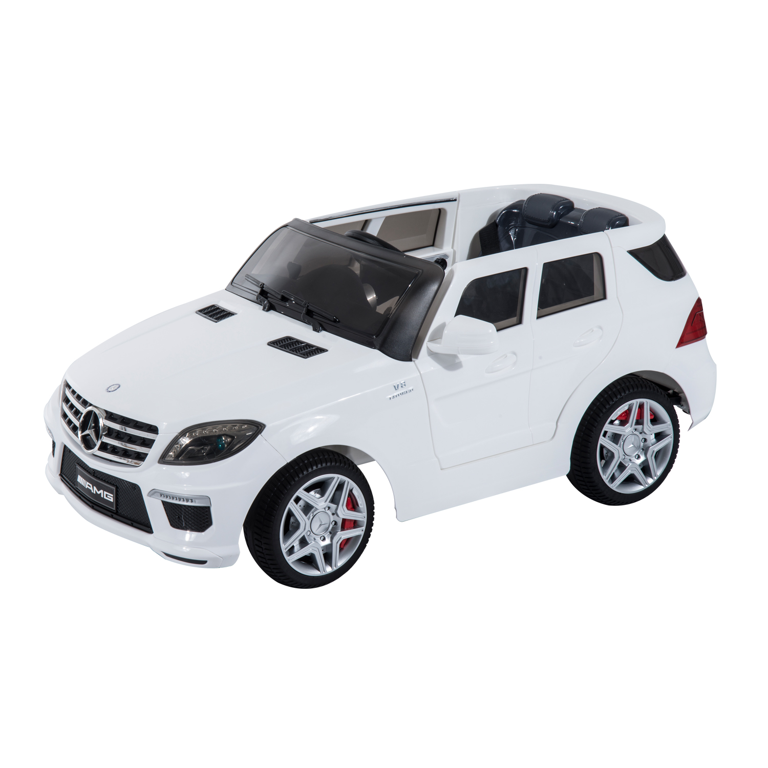 Mercedes Benz ML63 12V Kids Electric Ride On Car With MP3 And Remote Control