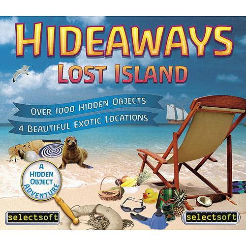 Selectsoft LGHIDLOSTJ Hideaways Lost Island (PC) (Digital Code)