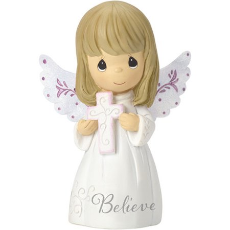 Precious Moments  Believe  Mini Figurine