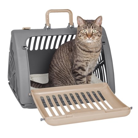 SportPet Designs Travel Master Collapsable Cat Carrier with