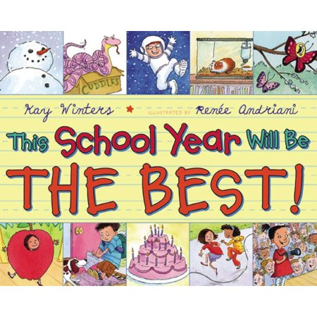 This School Year Will Be the Best! (Paperback)