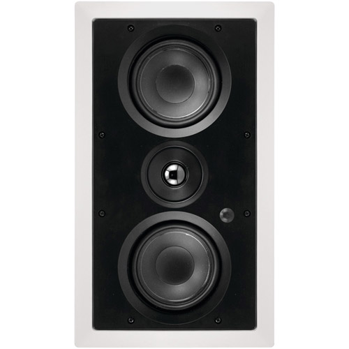 "Architech Pro Series AP-525 LCRS Dual 5.25"" 2-Way All Channel In-Wall Loudspeaker"
