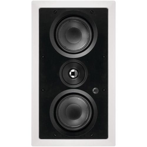 "Architech Pro Series AP-525 LCRS Dual 5.25"" 2-Way All Channel In-Wall Loudspeaker"