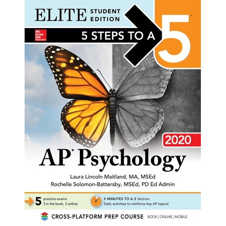 5 Steps to a 5: AP Psychology 2020 Elite Student