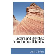 Letters and Sketches from the New Hebrides