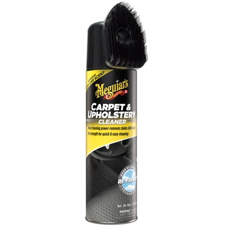 Meguiar's G191419 Carpet & Upholstery Cleaner, 19