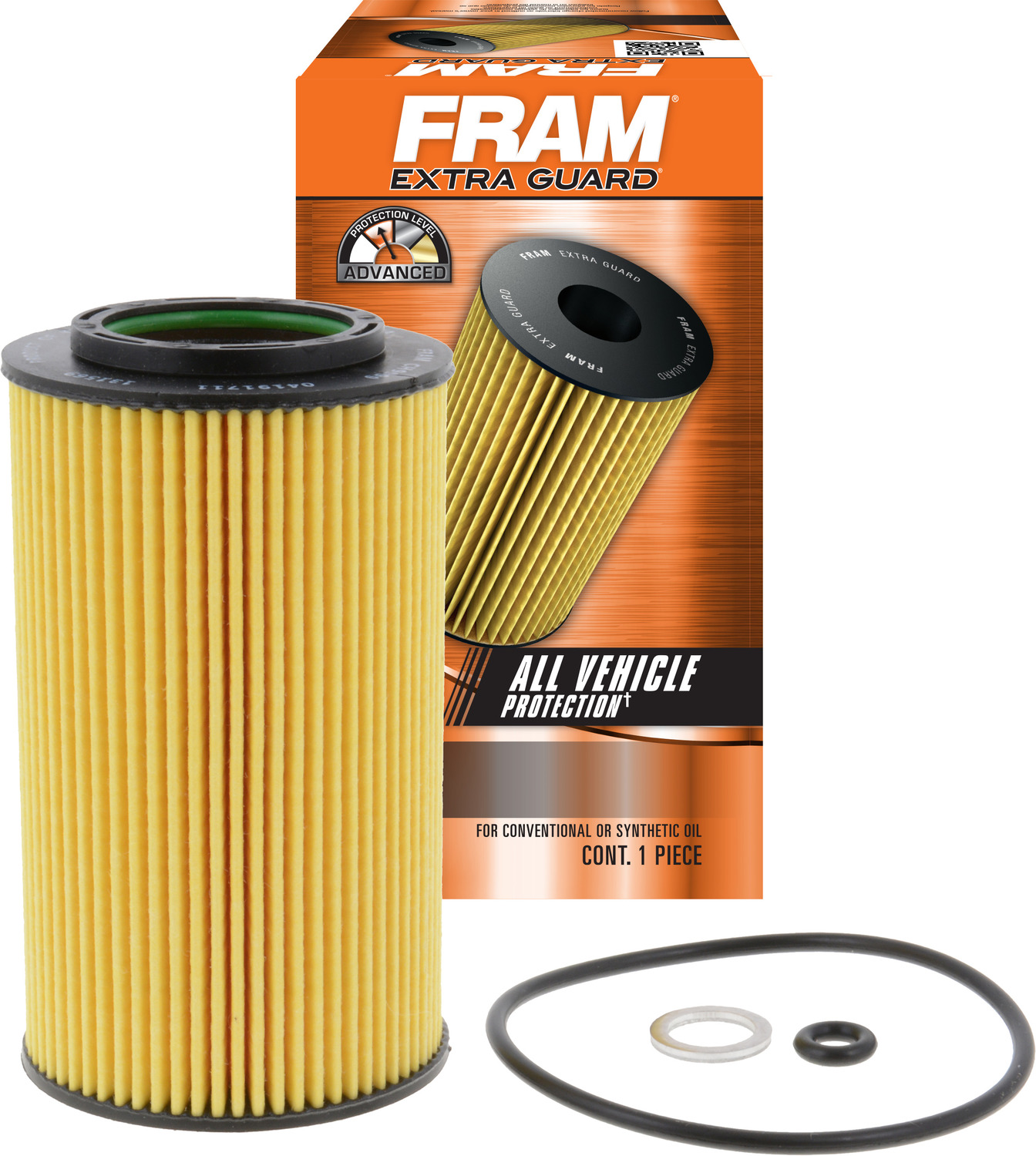 FRAM Extra Guard Oil Filter, CH9999
