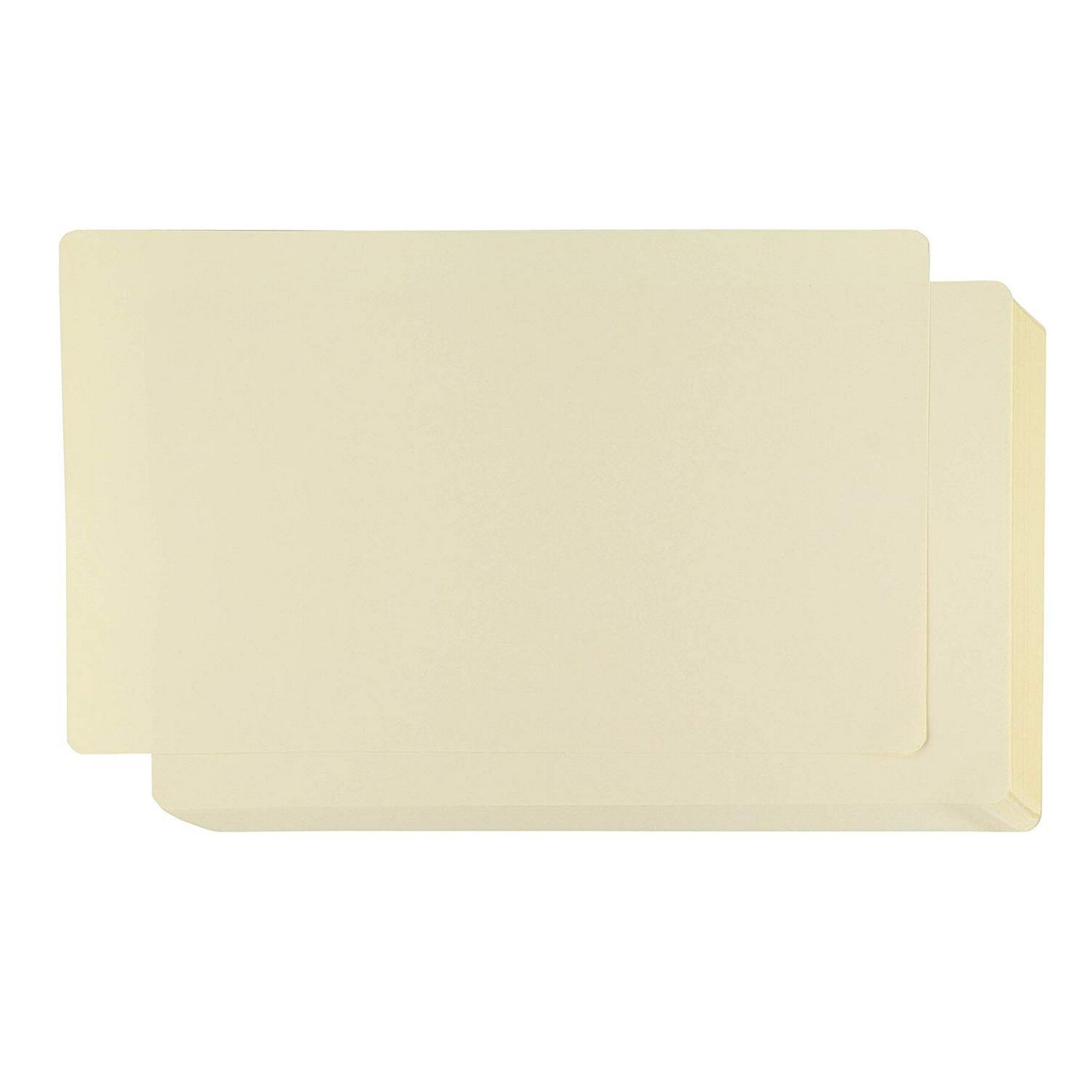 White Card Stock Paper with Round Edges 8.5 x 14 in, 60 Sheets Letter Size