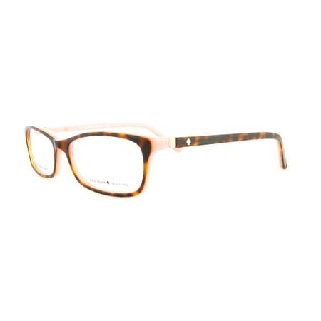 KATE SPADE Eyeglasses AGNETA 01J5 Tortoise Pink 48MM