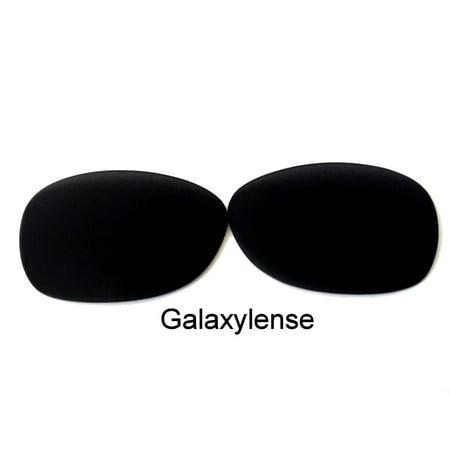 Galaxy Replacement Lenses For-Ray Ban 2132 55 Iridium Black Polarized 100%UVAB (Ray Ban Wayfarer 2132 55)