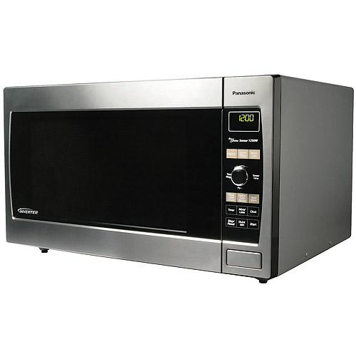 Panasonic 2.2 cu. ft. Microwave Oven NN-SD967S, Stainless Steel