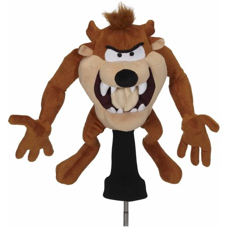 Dog Driver Headcover (Creative Covers For Golf Tasmanian Devil Driver Headcover)