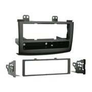 Metra 99-7425 Single DIN Installation Kit for 2008-up for Nissan Rogue Vehicles (Black)