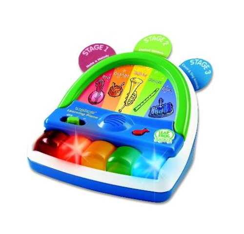 LeapFrog LeapStages8482; Learning Piano by LeapFrog