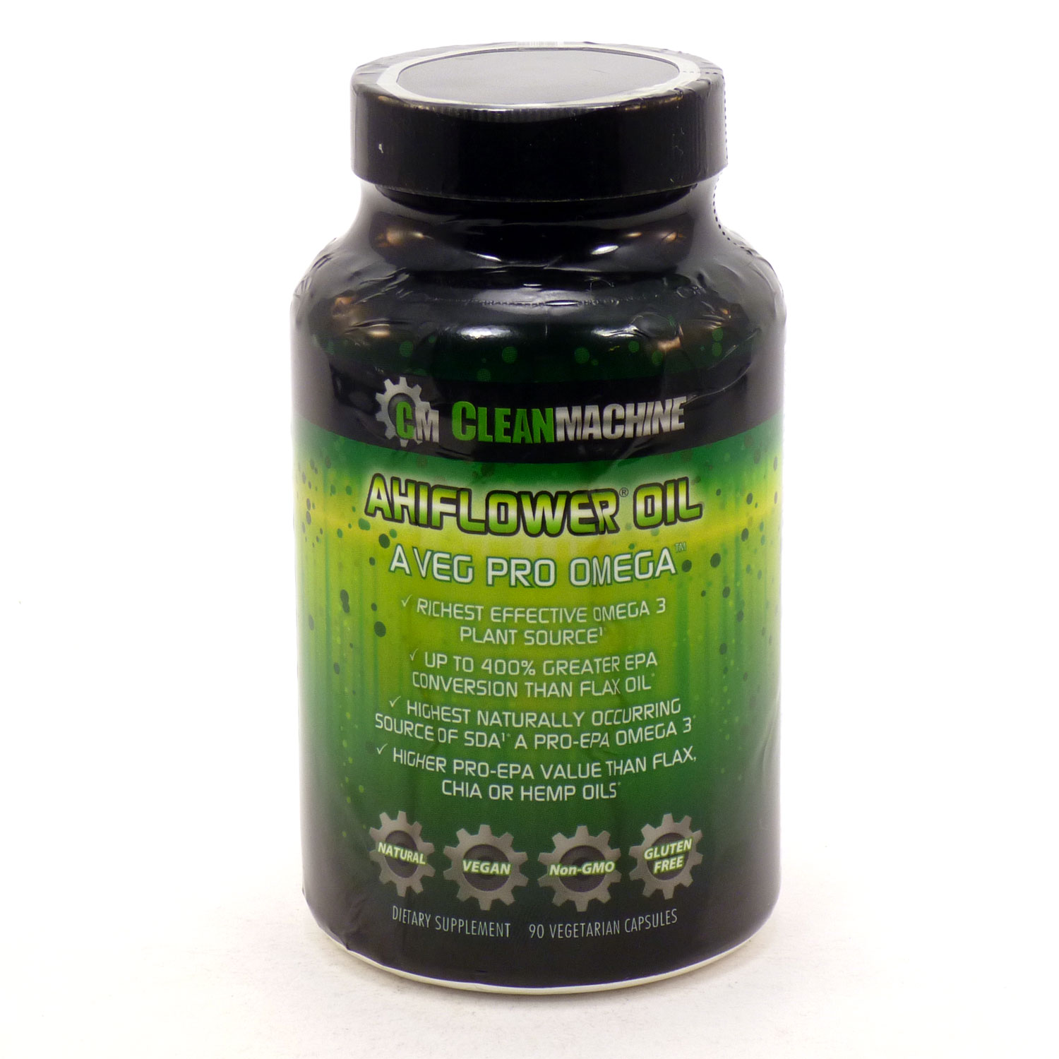 AHIFlower Oil  by Clean Machine - 90 Capsules