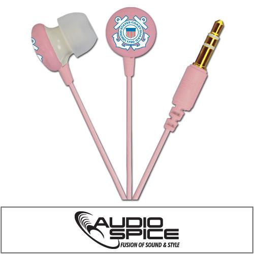 U.S. COAST GUARD Ignition Earbuds - Pink