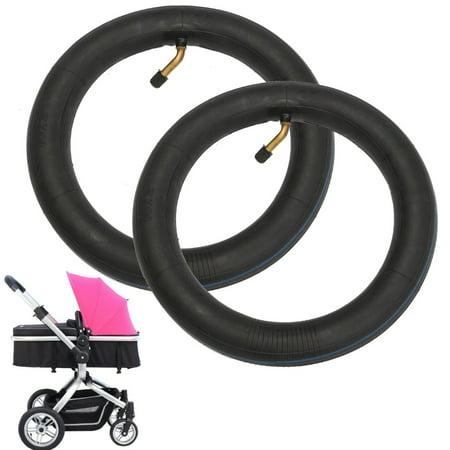 2pcs10x2'' Inch Tube Innertube Trike For Baby Stroller Roadster 3 Wheel
