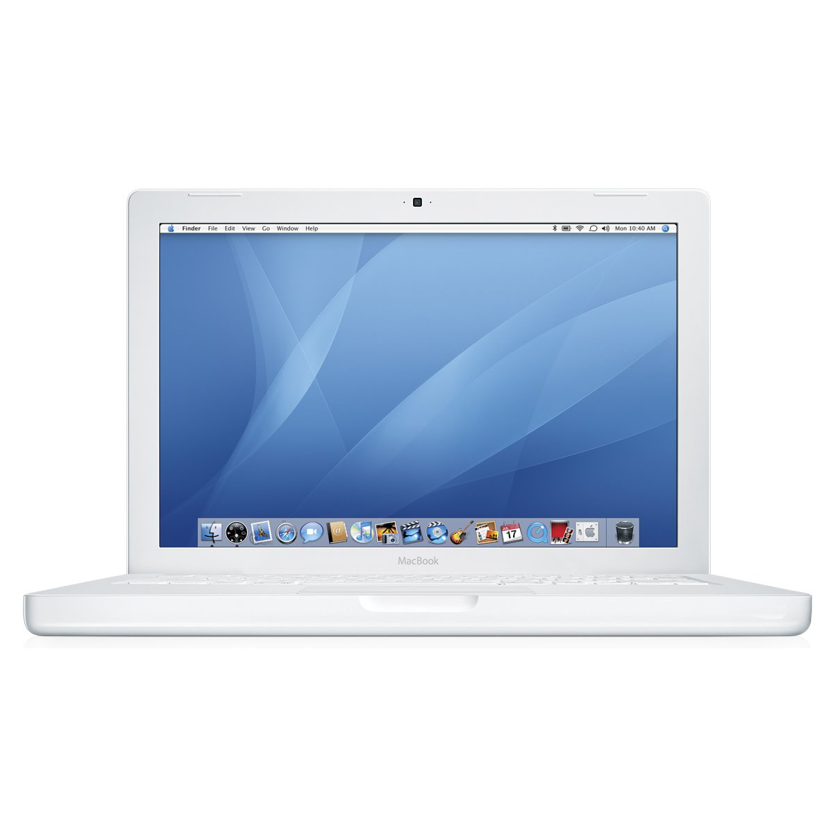 "Refurbished Apple MacBook 13.3"" Laptop Intel Core 2 T8300 2.4GHz 2GB 160GB White - MB403LL/A"