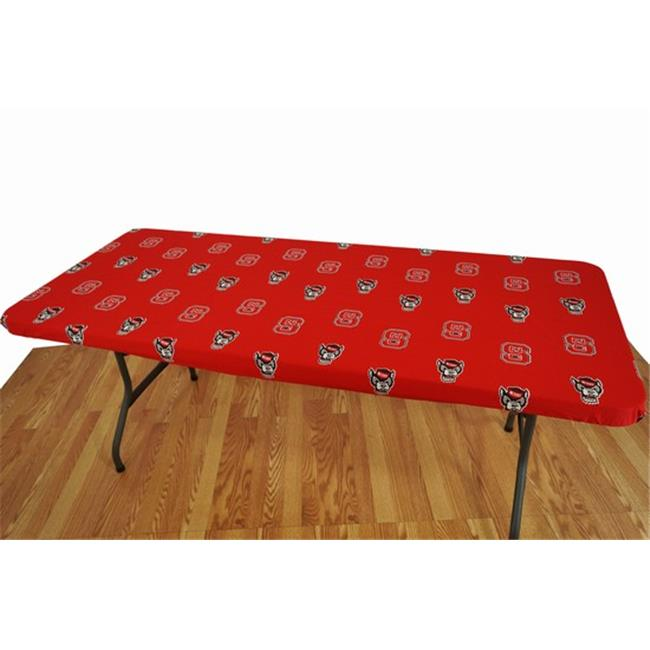 College Covers NCSTC6 NC State 6 ft.  Table Cover