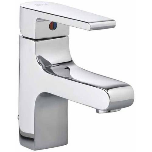 American Standard 2590.101.002 Studio Monoblock 1.5 GPM Lavatory Faucet with Metal Speed Connect Pop-Up Drain, Available in Various Colors