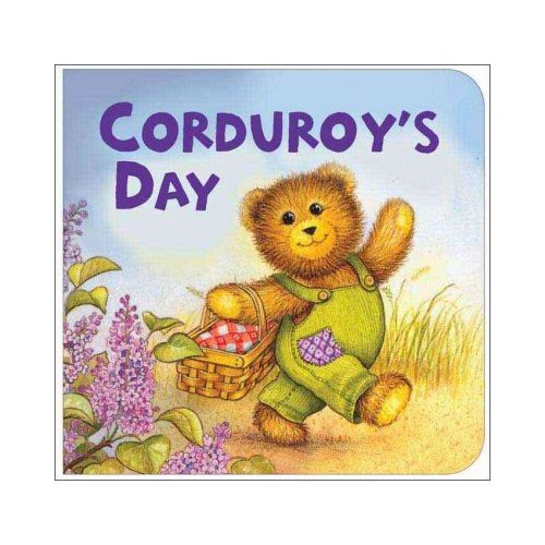 Corduroy's Day: A Counting Book