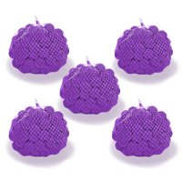 Upper Bounce? Crush Proof Plastic Trampoline Pit Balls 500 Pack - Purple