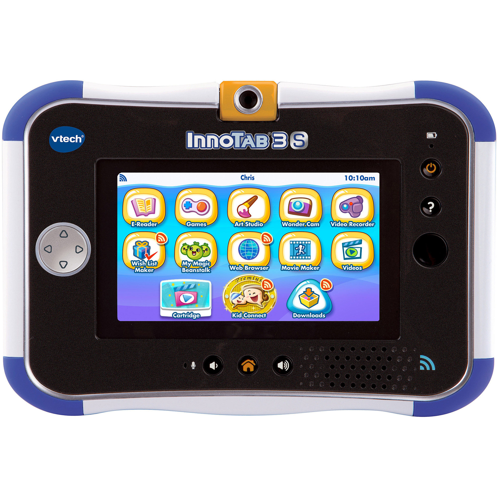 VTech InnoTab 3S Plus Kid's Learning Tablet with Wi-Fi, Assorted Colors