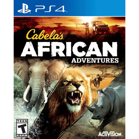 Image of Cabela's African Adventures - PlayStation 4