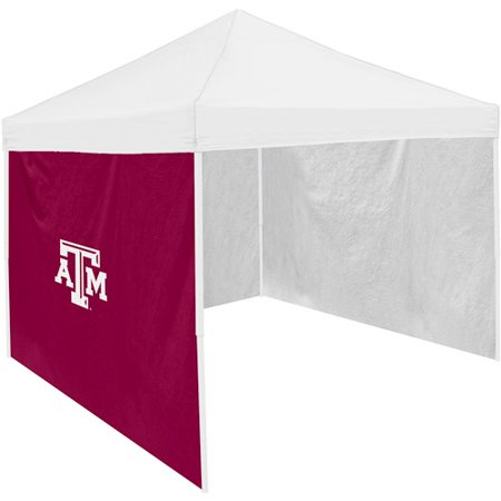 Logo Chair NCAA TX A Maroon Side Panel