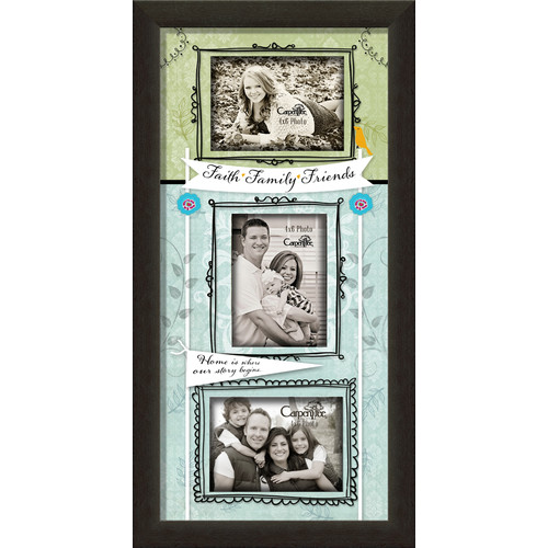 Carpentree Faith, Family, Friends Photo Collage Picture Frame