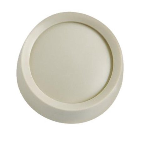 Leviton 26115-I Replacement Rotary Dimmer Fan Speed Control Switch Knob, Ivory