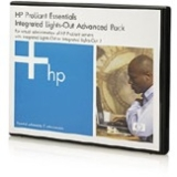 HP iLO Advanced 1 Server License with 3yr 24x7 Tech Suppo...
