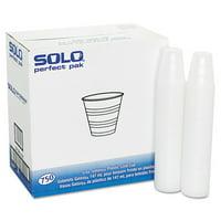 Dart Conex Galaxy Polystyrene Plastic Cold Cups, 5oz, 750/Carton -DCCY5PFTPK