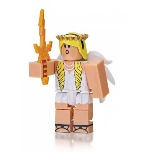 Roblox Celebrity Collection Series 2 Mad Games Angel Mini Figure
