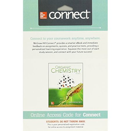 Connect Access Card Two Year for Organic Chemistry by Janice Smith ()