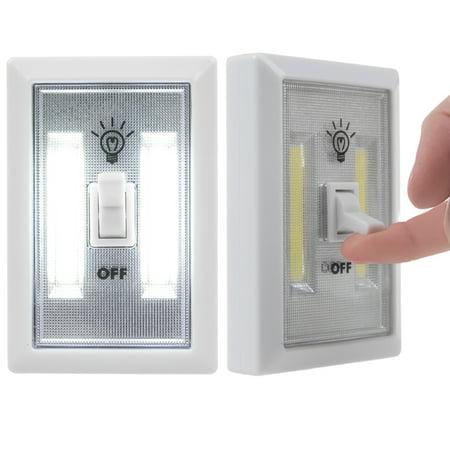 wireless closet lighting. 2packcob led wall lighted switch wireless closet night light multiuse selfstick for lighting
