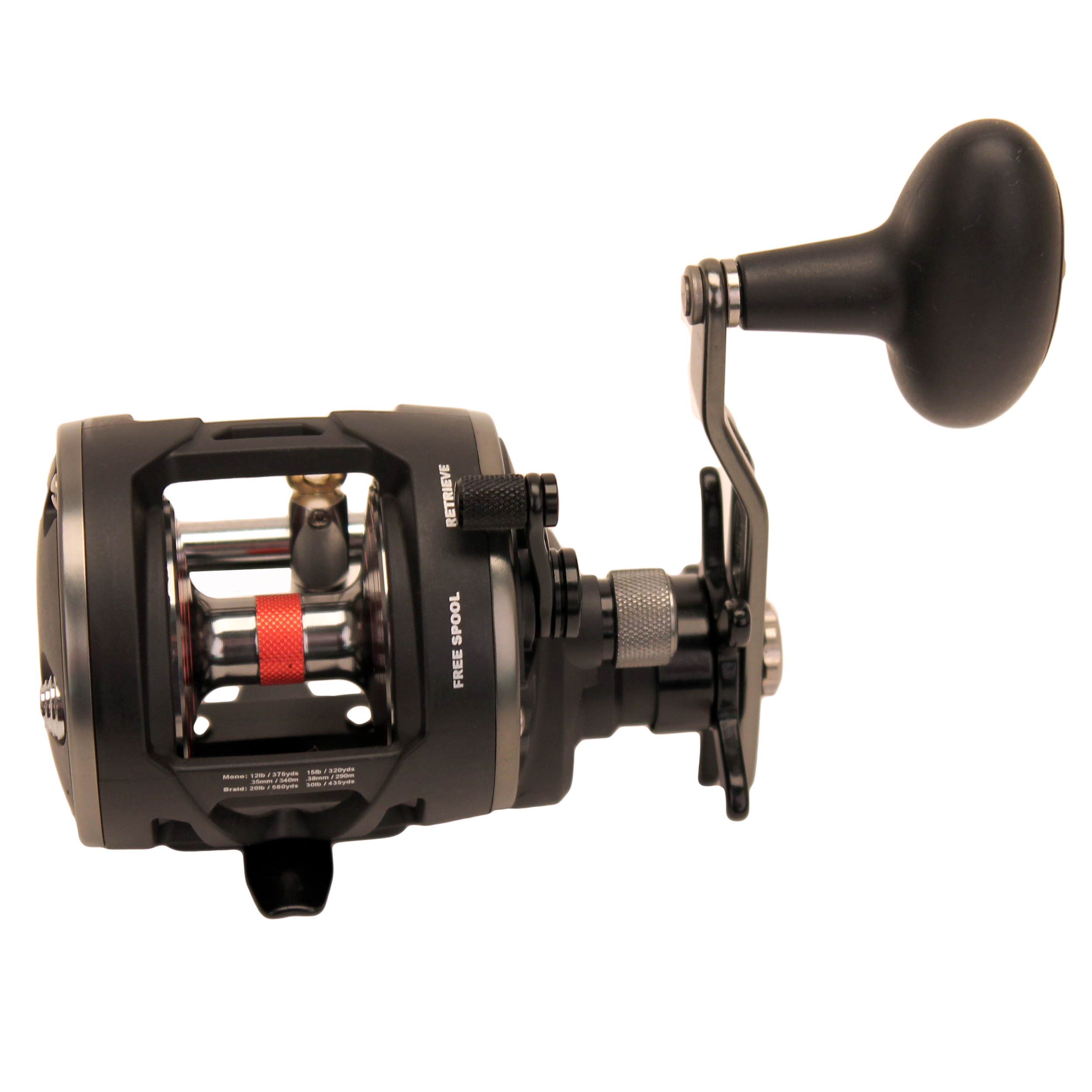 PENN Warfare Star Drag Conventional Fishing Reel
