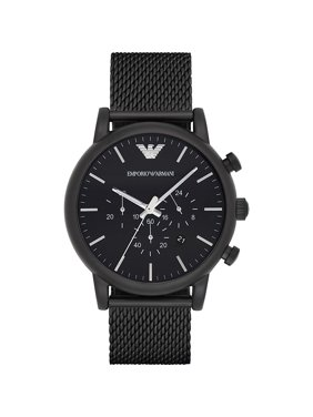 2835a7d228f Product Image Emporio Armani Men s Sport Chronograph Stainless Steel  Bracelet Watch AR1968