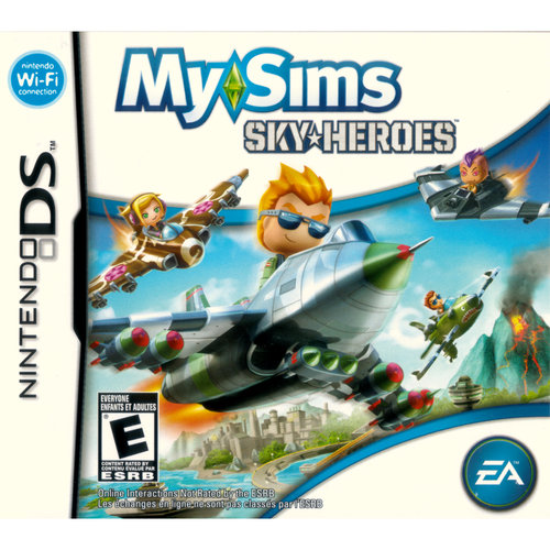 My Sims: Sky Heroes (DS) - Pre-Owned