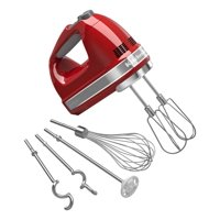 KitchenAid 9-speed Hand Mixer, Empire Red