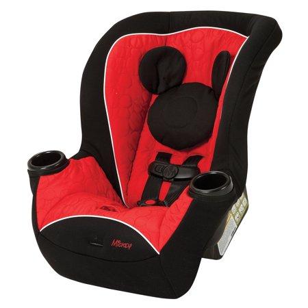Disney Baby Apt 40RF Convertible Car Seat Mouseketeer Mickey