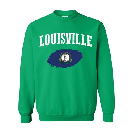 Louisville Kentucky Unisex Crewneck Sweater