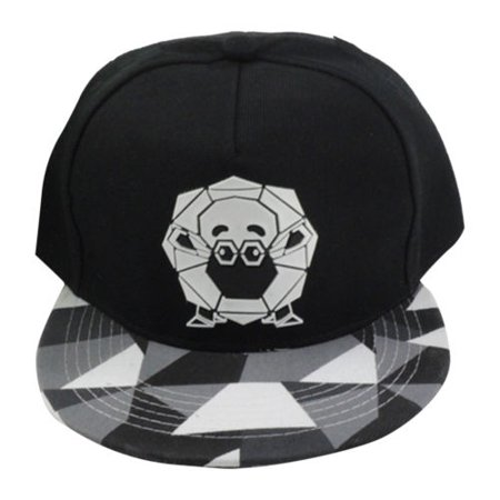88b0081f249b5 Men Women Baseball Snapback Hip-Hop BBoy Cap Adjustable Unisex Visor Flat  Hat - Walmart.com